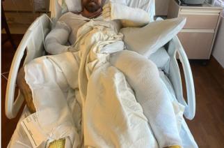 As I Lay Dyingin Tim Lambesis kotiutunut sairaalasta ja toipuu hiljalleen
