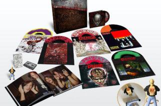 Kreatorin faneille herkkuja: bändiltä ulos laatikollinen alkupään tuotannon levyjä