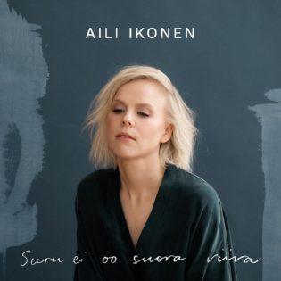 """Aili Ikosen """"Suru ei oo suora viiva"""" on sielua hoitava albumi"""
