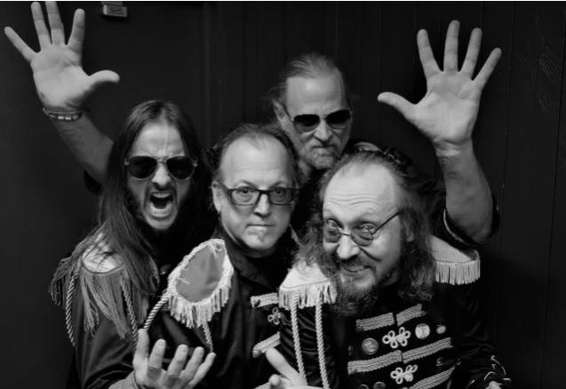 Beatlesin ja Metallican musiikin ja sanoitukset yhdistävä Beatallica julkaisemassa ensimmäisen uuden albuminsa kahdeksaan vuoteen