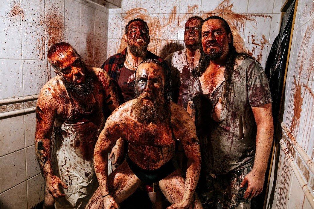 Kotimaiselta grindcore-jyrältä Cannibal Accidentilta uusi albumi helmikuussa: levyn ensimmäinen single kuunneltavissa