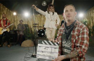 """Corey Taylor julkaisi uuden musiikkivideonsa """"Samantha's Gone"""" – mukana Steel Panther"""