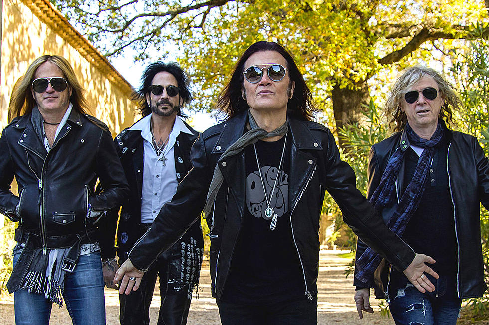 The Dead Daisies on kirjoittanut viime viikolla julkaistulle albumilleen seuraajan