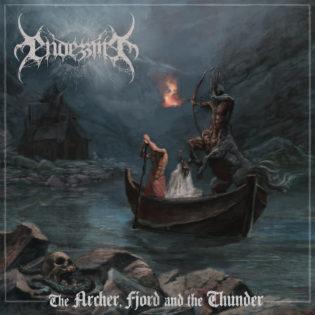 """Endezzman """"The Archer, Fjord and the Thunder"""" on turhankin tuttua ja turvallista mustaa metallia"""