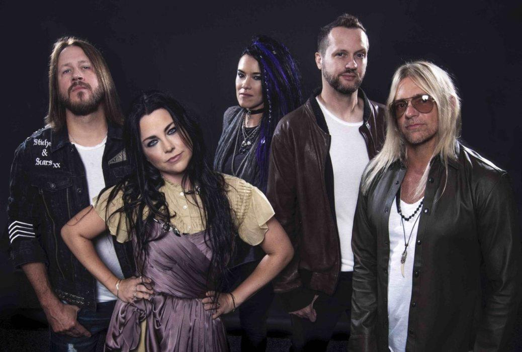 """Evanescence soitti herkän """"Wasted On You"""" -kappaleensa Jimmy Kimmel Live! -lähetyksessä"""