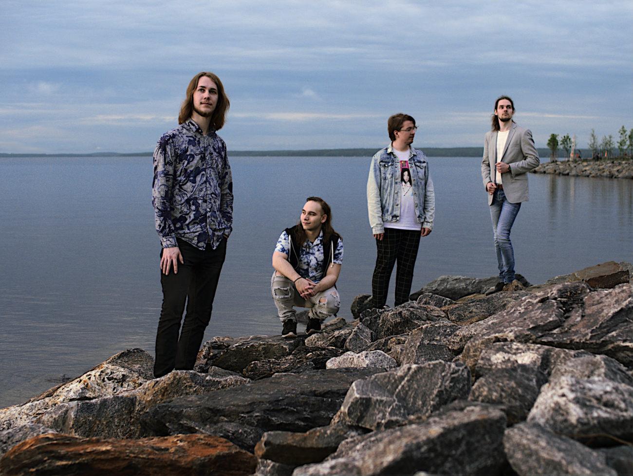 """External julkaisi uuden """"Stillness""""-EP:n musiikkivideon """"Motion In Stillness"""" kera"""