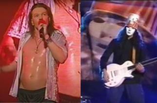 Aikamatka 20 vuotta taaksepäin – Axl Rose esitteli maailmalle uudistetun, sirkusta muistuttavan Guns N' Rosesin