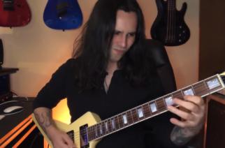Firewindissa ja Ozzy Osbournen riveissä soittanut kitarataituri Gus G julkaisi kunnianosoituksensa Alexi Laiholle