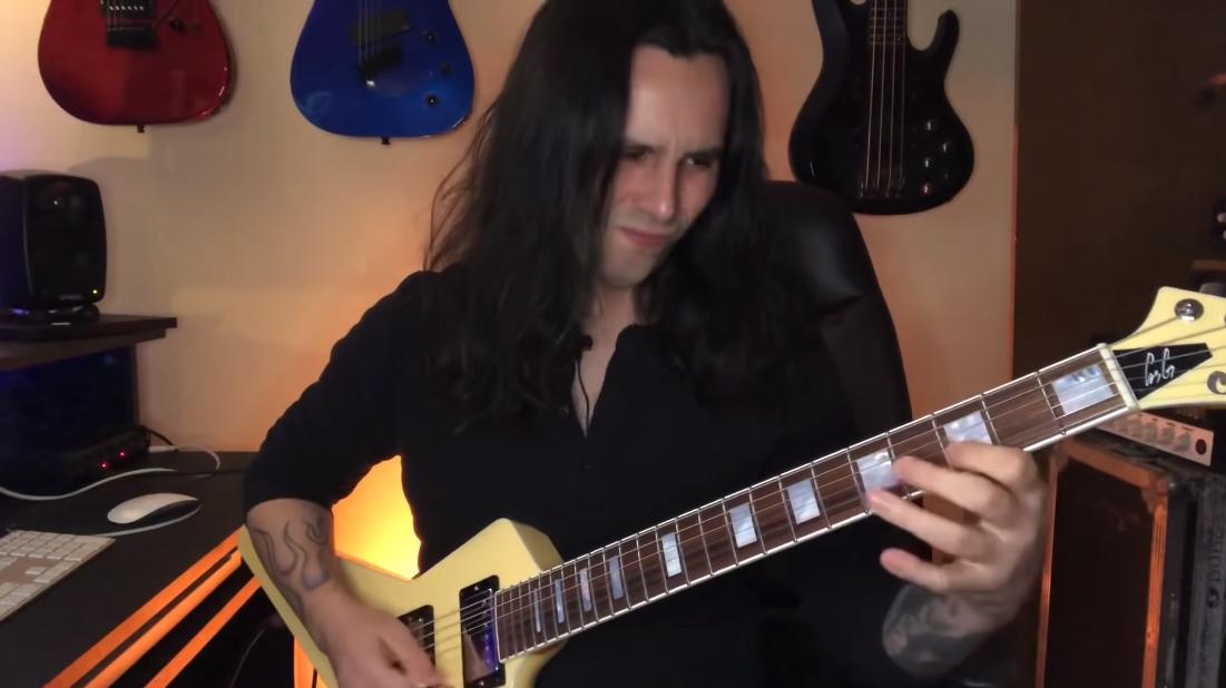 Firewindin ja Ozzyn kitaristi Gus G. on saanut instrumentaalialbuminsa äänitykset päätökseen