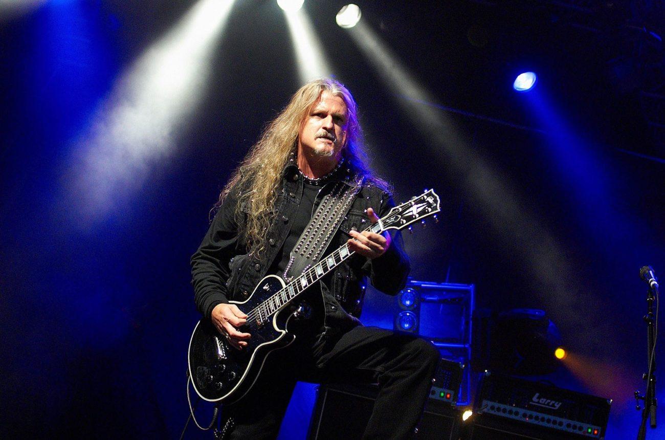 Iced Earth -kitaristi John Schaffer pysyy vankilassa oikeudenkäyntiinsä asti