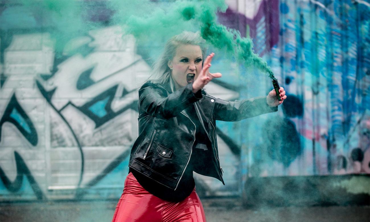 """Johanna Rutto julkaisi uuden singlen """"Unleash The Madness"""""""