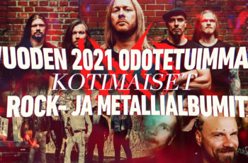 Kurkkaus kristallipalloon: tässä tulevat kotimaan 30 odotetuinta julkaisua rockin ja metallin saralla vuonna 2021