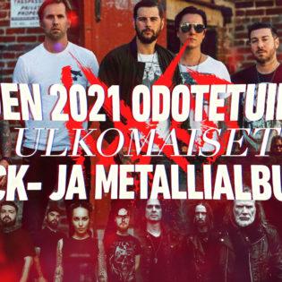 Kurkkaus kristallipalloon: tässä tulevat 60 odotetuinta ulkomaista julkaisua rockin ja metallin saralla vuonna 2021