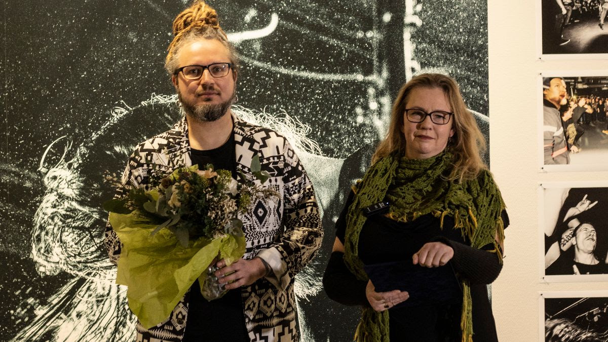 Alvar Aalto, Matti Nykänen, Jelmu… Vuoden 2020 Jyväskylä-mitali luovutettiin Tanssisali Lutakolle