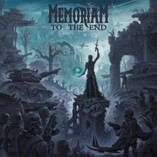"""Memoriam syöksyy uuteen taisteluun totuttua monipuolisemmin varustettuna – arviossa yhtyeen neljäs täyspitkä """"To the End"""""""