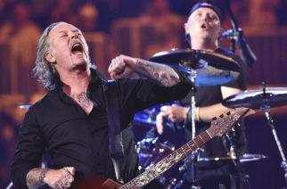 """Lars Ulrich: Metallican paluu keikkalavoille ollut """"todella tunteikas"""""""
