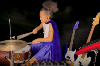 Nuori muusikkolahjakkuus Nandi Bushell versioi tällä kertaa Led Zeppelinia Jimmy Pagen synttäreiden kunniaksi- mahtaako kitarasankari vastata?