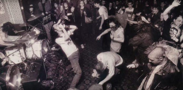 Napalm Deathin viimeinen keikka Dorrianin ja Steerin kanssa vuodelta 1989 kuunneltavissa