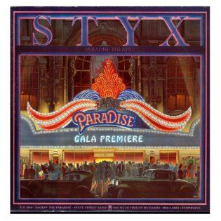 Paratiisiteatterin nousu ja tuho: Styxin Paradise Theater 40 vuotta