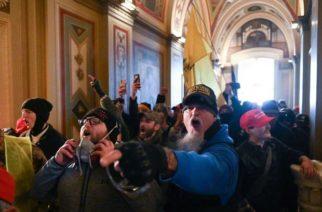 Viranomaiset pidättivät Capitolin Hillin protestiin osallistuneen Iced Earthin Jon Schafferin