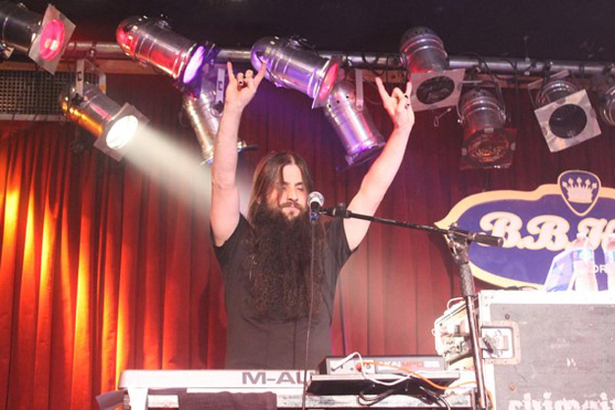 Entinen Daath-vokalisti Sean Zatorsky perusti uuden Velositor-yhtyeen