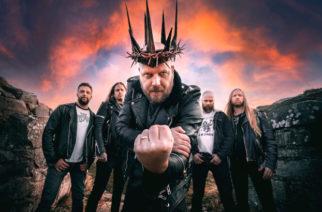 """Ruotsalainen The Crown julkaisee maaliskuussa uuden albuminsa: uusi kappale """"Motordeath"""" kuunneltavissa"""