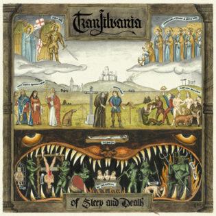 """Musta vuoden avaus Itävallasta – arvioissa Transilvanian kakkoslätty """"Of Sleep and Death"""""""