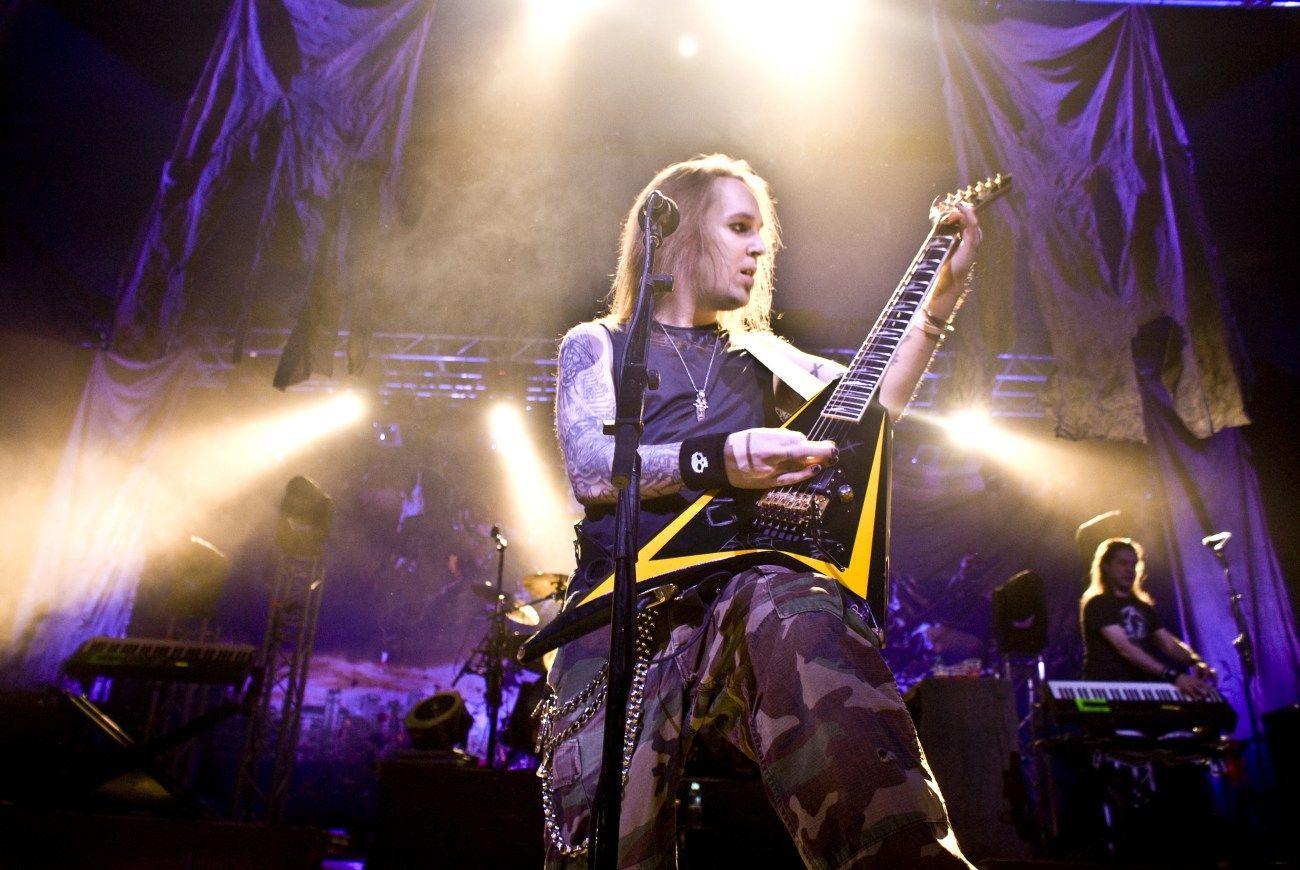 Kymmenen parasta Children Of Bodom -kappaletta Alexi Laihon listaamana