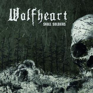 """Synkkä ja ytimekäs melodeath-paketti piristämään kevättä: arvostelussa Wolfheartin """"Skull Soldiers"""" -EP"""