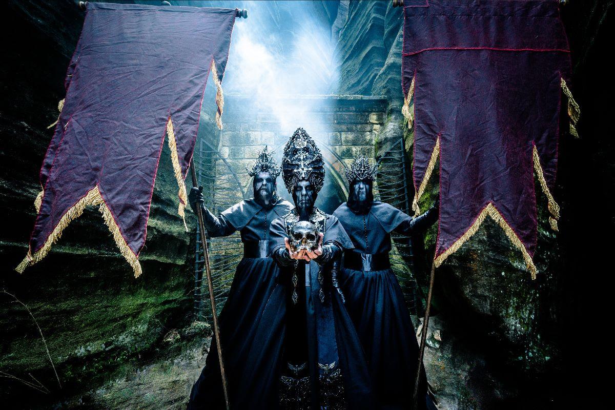 Behemoth jatkoi sopimustaan Nuclear Blastin kanssa: uusi albumi luvassa syksyllä 2021!