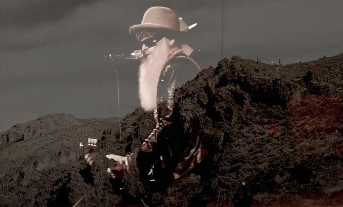 """ZZ Topin Billy Gibbons julkaisi musiikkivideon """"Rollin' and Tumblin"""" -coveristaan"""