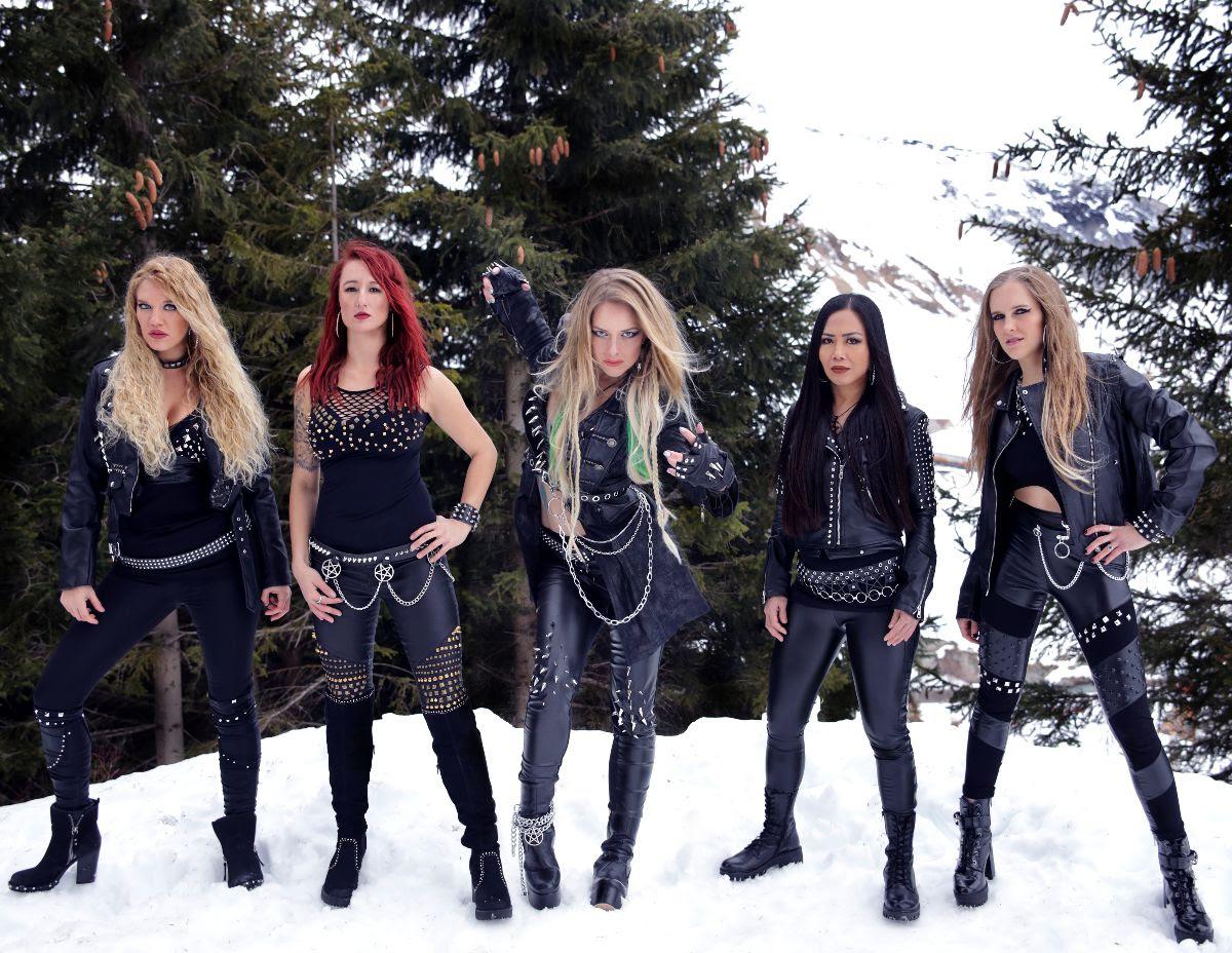 Burning Witches julkaisi tulevan albumin nimikkokappaleen