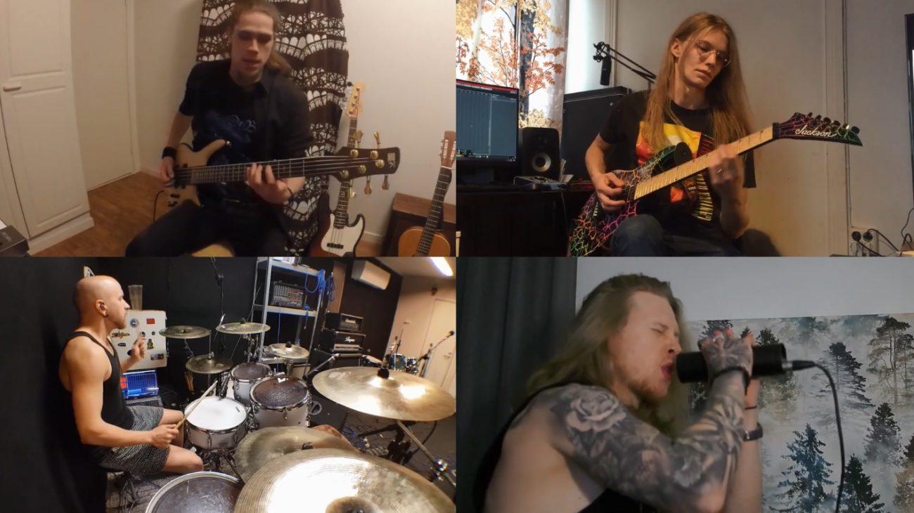 """Joensuulaismuusikot yhdistivät voimansa Alexi Laihon muistolle – tsekkaa kaveriporukan coverointi """"Hate Crew Deathroll"""" -kappaleesta!"""