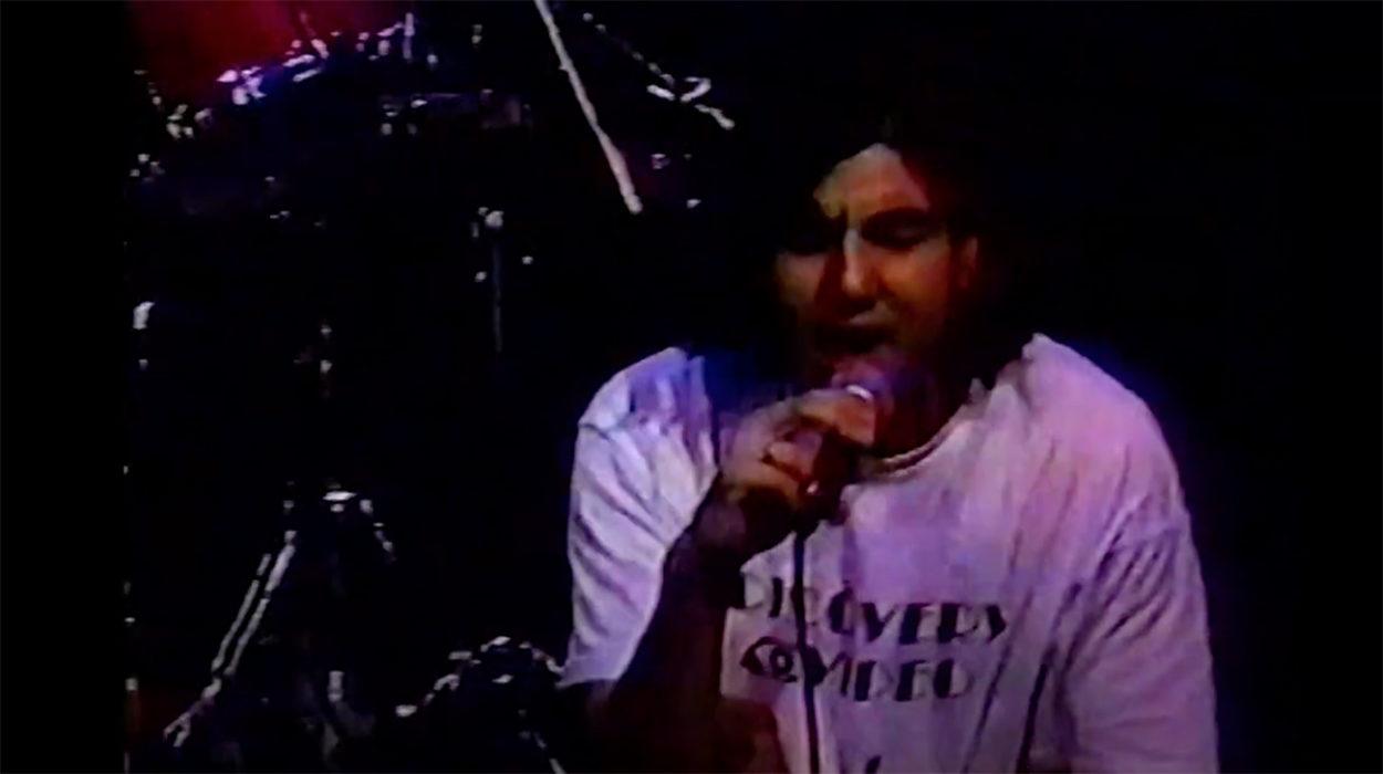 Arkistojen helmiä koko kansan iloksi: katso Deftonesin livemenoa vuodelta 1992