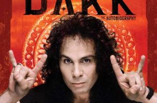 Ronnie James Dion elämäkerta Rainbow In The Dark sai julkaisupäivänsä