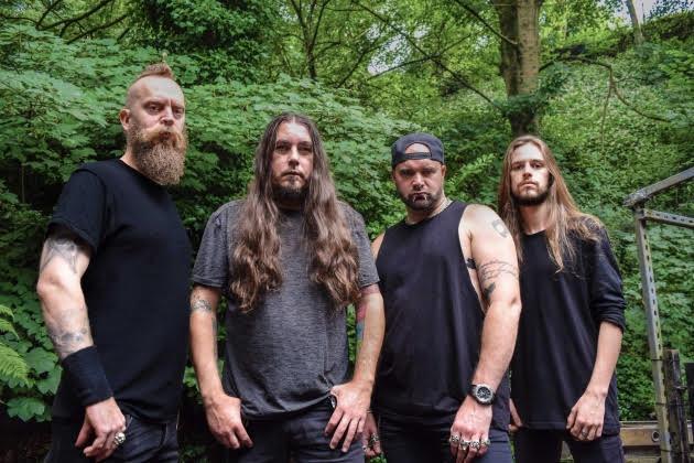 Thrash metal -yhtye Evile julkaisemassa seuraavan albuminsa huhtikuussa: levyn nimikkokappale kuunneltavissa