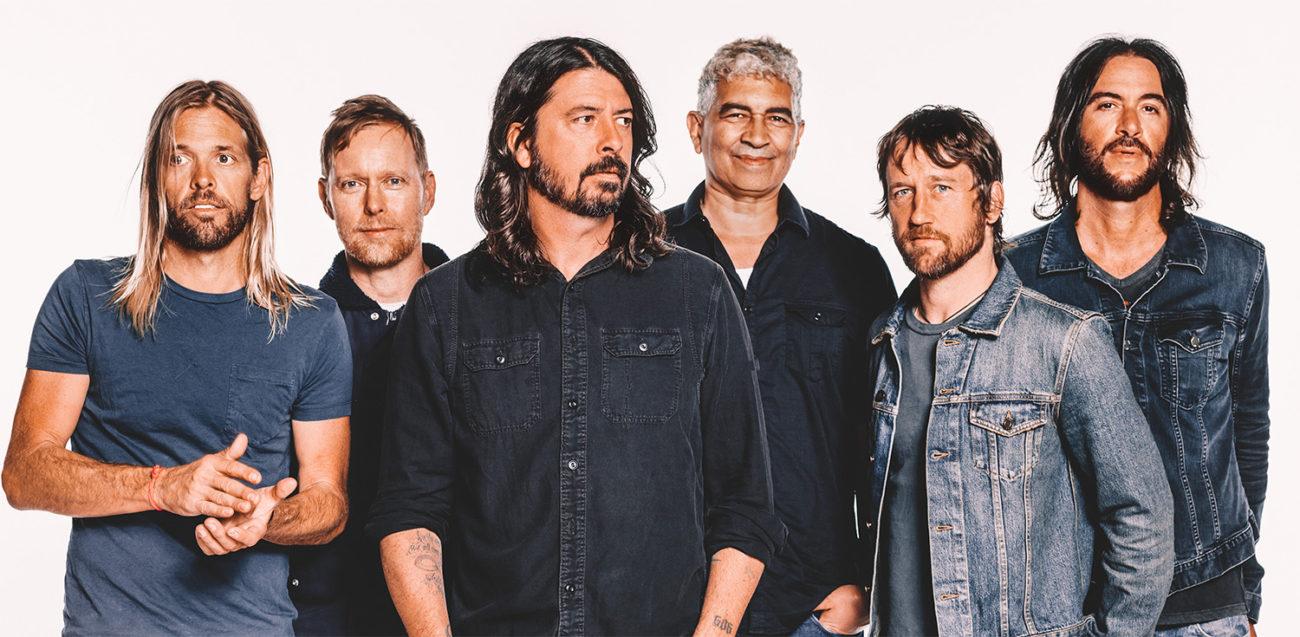 Rokkia perjantaille: Foo Fightersin uran 10:s studioalbumi kuunneltavissa kokonaisuudessaan