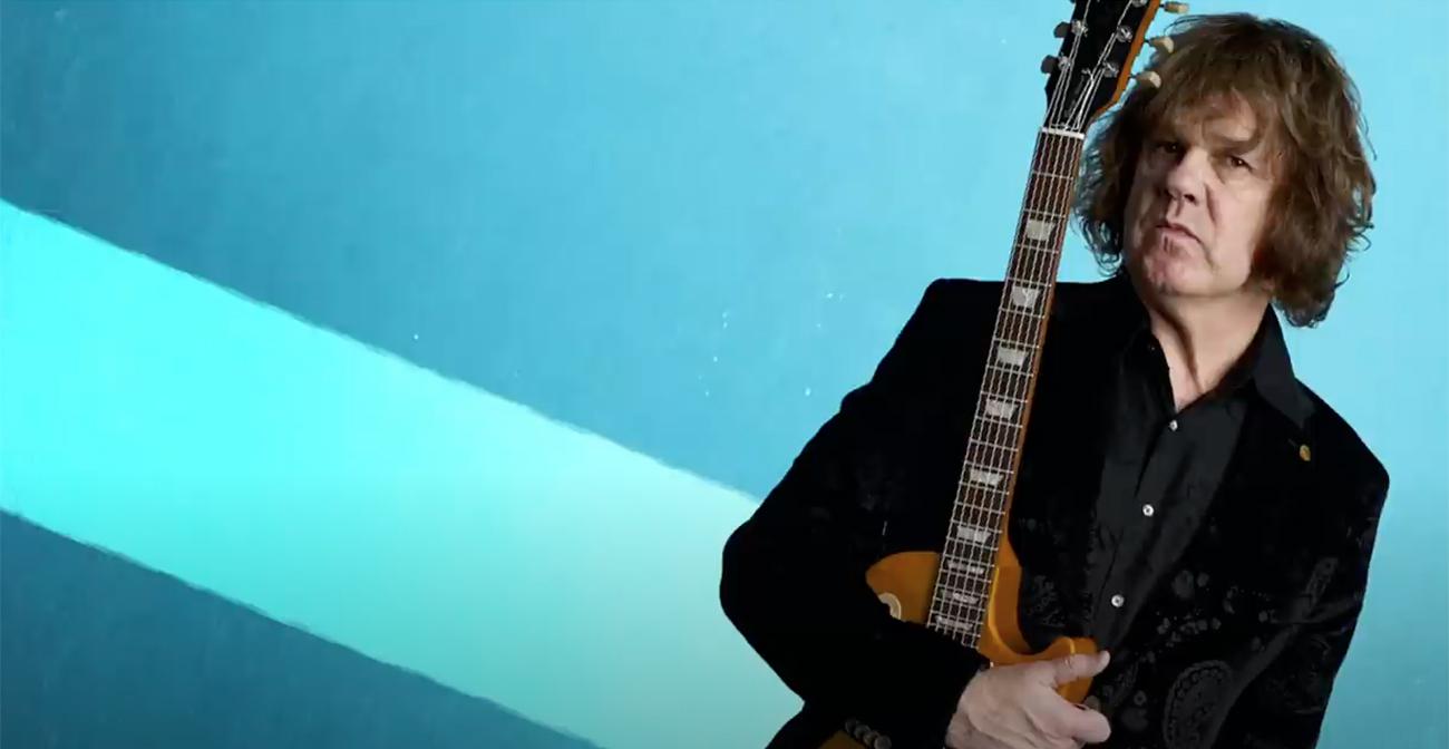"""Bluesin tunnelmaa viikonloppuun: kuuntele Gary Mooren aiemmin julkaisematon """"In My Dreams"""" -kappale"""