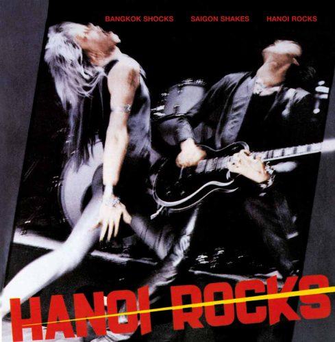 """Aikansa kirkkaimman tähden syntymisestä neljäkymmentä vuotta – Hanoi Rocksin """"Bangkok Shocks, Saigon Shakes, Hanoi Rocks"""" juhlii pyöreitä vuosia"""