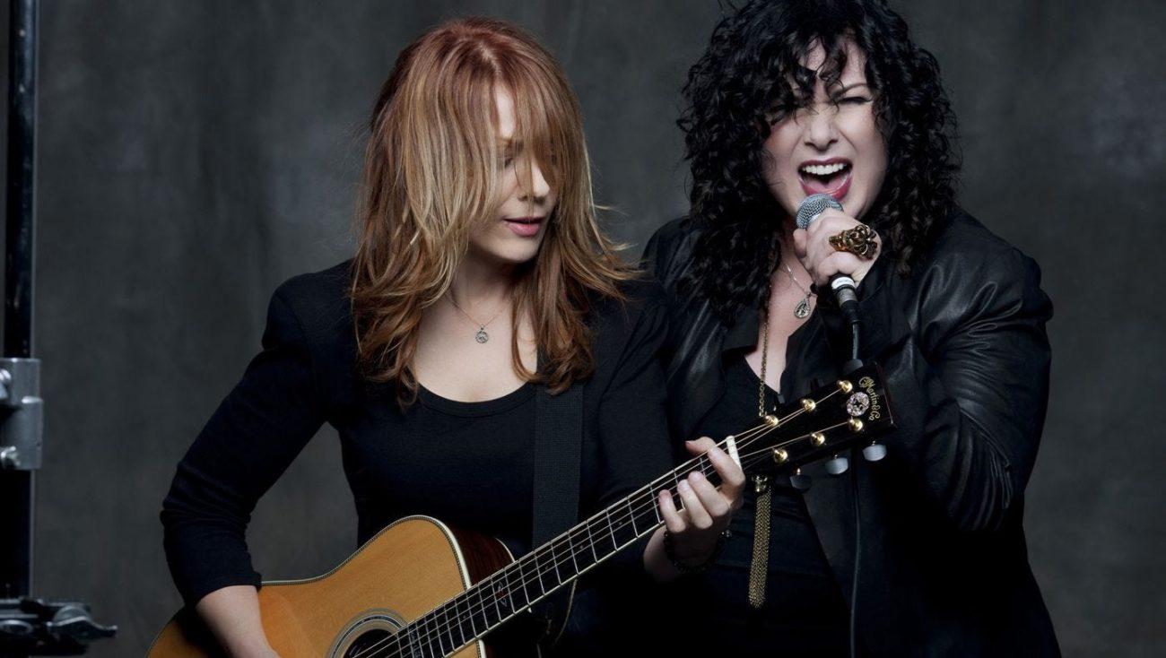 Heart-kitaristi Nancy Wilson julkaisee ensimmäisen sooloalbuminsa toukokuussa