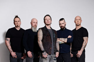 """Imonolith (Strapping Young Lad, Devin Townsend Project, Threat Signal) julkaisi uuden kappaleen """"Angevil"""""""