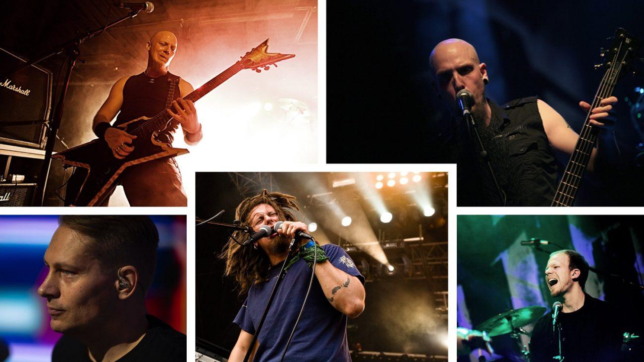 Metalliyhtye Kiuas tekee paluun ja esiintyy ensi kesänä Nummirockissa ja Dark River Festivalissa