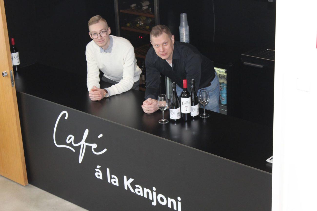 """Kangasala-talon ravintoloitsija vaihtuu: """"Luvassa elävää musiikkia, brunsseja, klubi-iltoja, tasting- ja cocktail-tilaisuuksia"""""""
