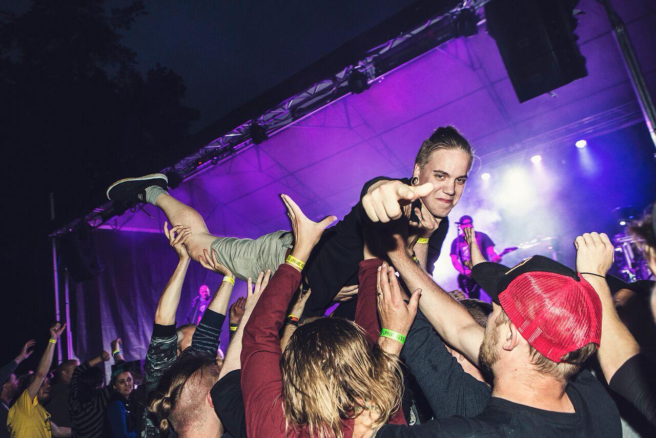 LPRHC Fest järjestetään tutulla paikalla elokuun alussa – ensimmäiset artistikiinnitykset julki