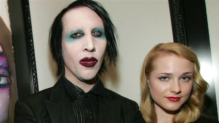Evan Rachel Wood jakaa lisää yksityiskohtia Marilyn Mansonin toteuttamasta hyväksikäytöstä