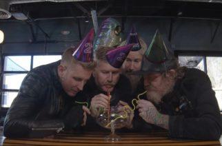 Mastodon täytti 21 vuotta: bändi julkaisi hilpeän juhlavideon