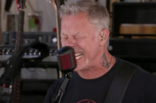 """Et ikinä arvaa mitä sanaa Metallica käyttää eniten kappaleidensa sanoituksissa: kyseessä ei ole jo legendaksi muodostunut """"Yeah!"""" -huudahdus"""