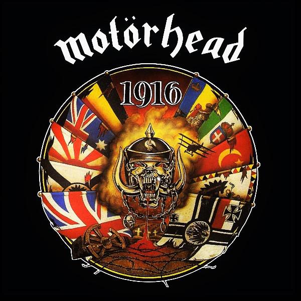 """Riemukkaan mykistävä paluu rytinän huipulle – Motörheadin """"1916"""" kolmekymmentä vuotta"""