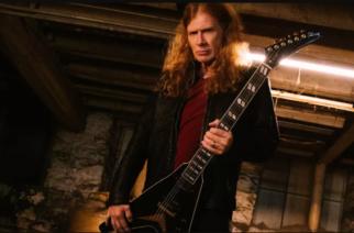 Dave Mustaine julkaisee yhdessä kitaravalmistaja Gibsonin kanssa joukon signature-kitaroita: yhteistyö Deanin kanssa päättyy