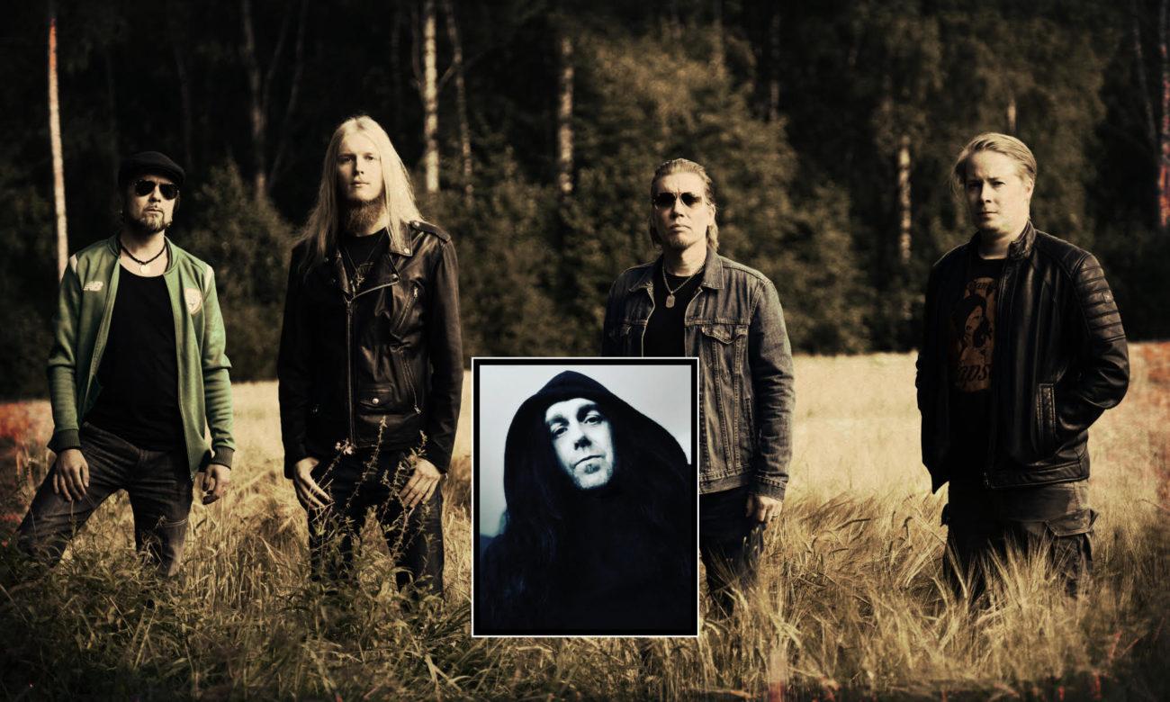 Australialaisen The Eternalin laulaja Mark Kelson vierailee tuoreella Mustan Kuun Lasten singlellä
